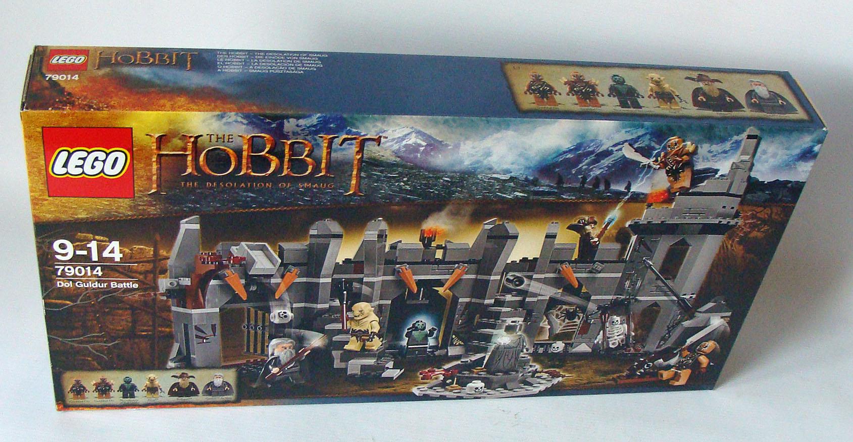 LEGO Hobbit Statue von Dol Guldur Figur Minifig Herr der Ringe 79014