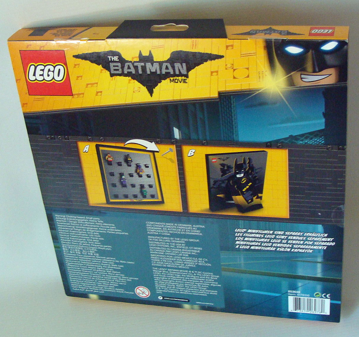 Lego Batman Movie 853638-Collector Frame 61 Parts 7 NEW//NEW