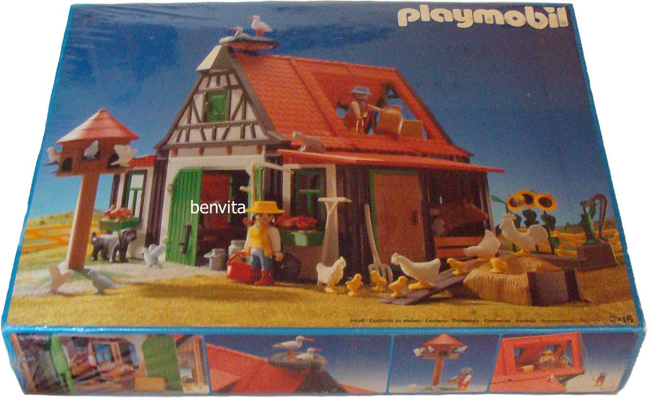 Playmobil 3716 Bauernhof 4 Neu Ebay