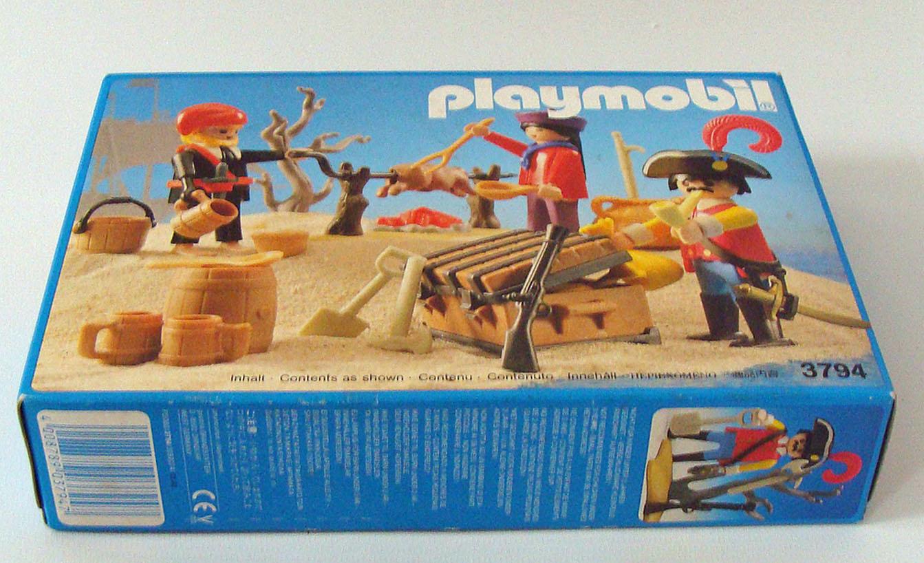 playmobil 3794 piraten 4 neu ebay. Black Bedroom Furniture Sets. Home Design Ideas
